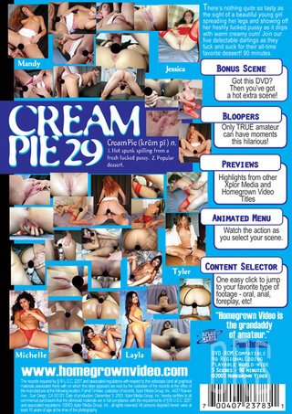 back - Cream Pie 29