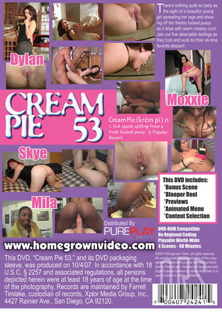 back - Cream Pie 53