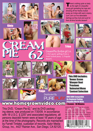 back - Cream Pie 62