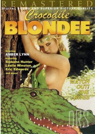 Large Photo of Crocodile Blondie