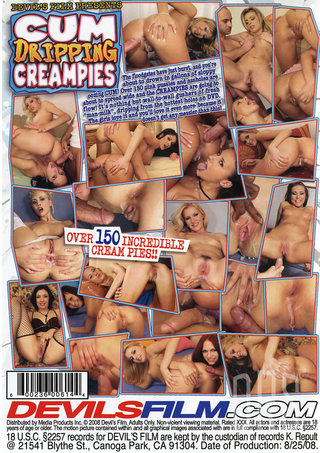 back - Cum Dripping Creampies