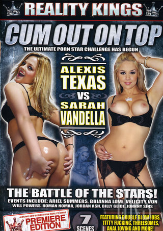 Large Photo of Cum Out On Top Alexis Texas vs Sarah