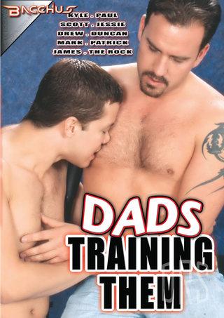 Large Photo of Dads Training Them
