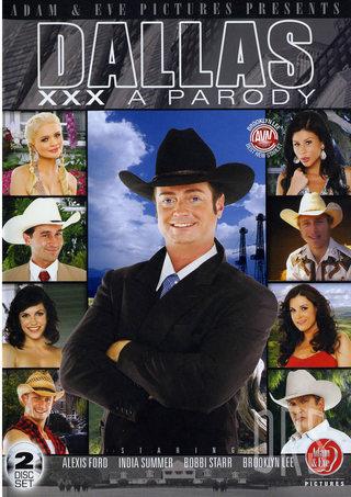 Large Photo of Dallas XXX A Parody