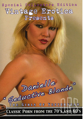 Large Photo of Danielle Seductive Blonde
