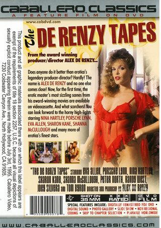 back - De Renzy Tapes