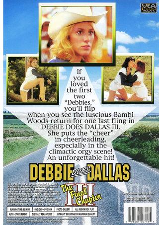 back - Debbie Does Dallas 3