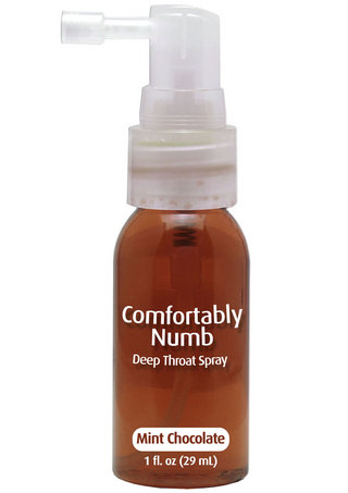 Large Photo of Comfortably Numb Deep Throat Spray
