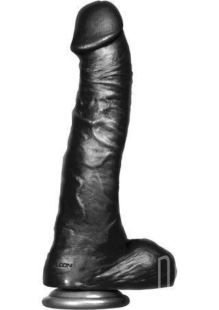 Large Photo of BBC Big Black Cock Twisted