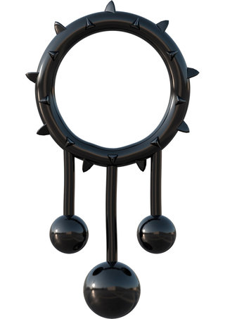 Large Photo of Original Ball Banger Cock Ring
