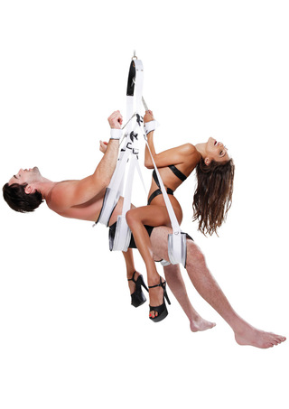 Position G - Fantasy Bondage Sex Swing