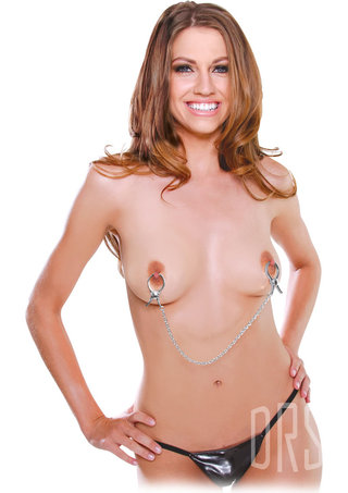 Large Photo of C Style Nipple Clamps