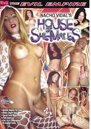 Thais dumont house of shemales 7