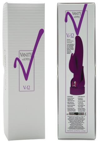 Product in Package - JOpen Vanity Vr12 Vibrator