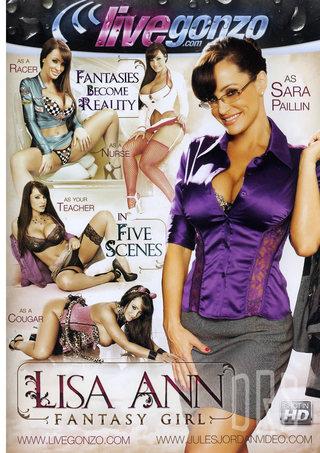Large Photo of Lisa Ann Fantasy Girl
