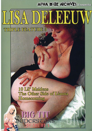 Large Photo of Lisa Deleeuw Triple Feature 3