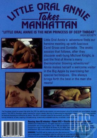 back - Little Oral Annietakes Manhattan