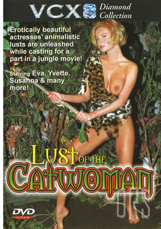 Large Photo of Lust Of The Catwoman