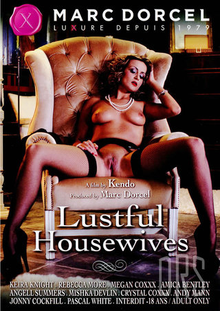 Large Photo of Lustful Housewives