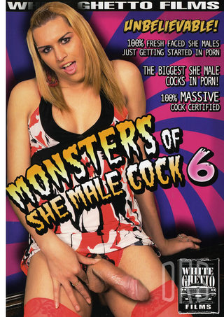 Large Photo of Monsters Of Shemale Cock 6