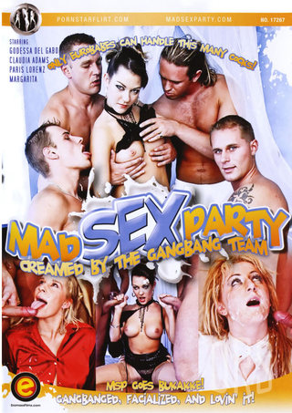 Large Photo of Mad Sex Party Creamed By The Gangbang Team