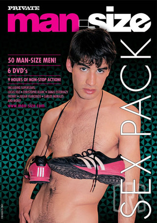 Large Photo of Man-size Sex Pack 2 6-pack