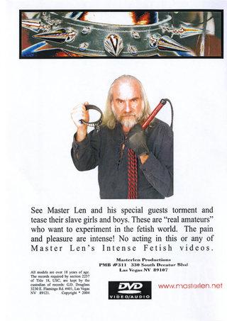 back - Master Len 687
