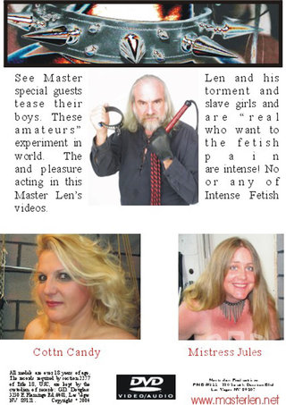back - Master Len 714