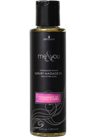 Large Photo of Me and You Pheromone Infused Luxury Massage Oil