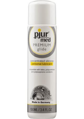 Large Photo of Pjur Med Premium Glide 100ml