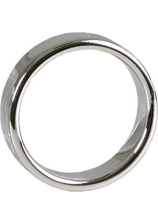 back - Alchemy Metal Cock Ring Medium 1.75 Inch
