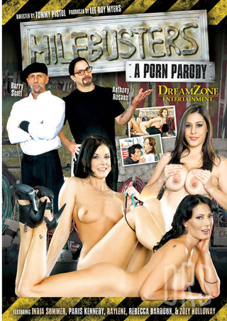 Large Photo of Milf Busters Porn Parody