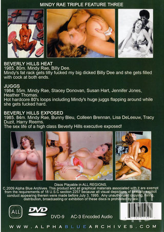 back - Mindy Rae Triple Feature 3