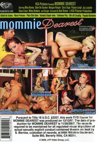 back - Mommie Dearest