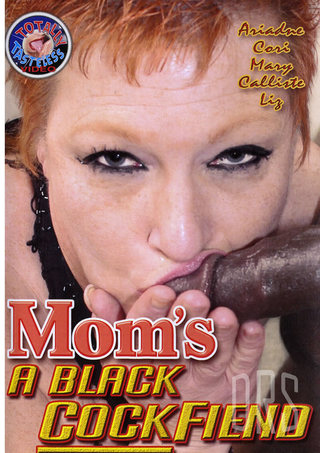 Large Photo of Moms A Black Cock Fiend