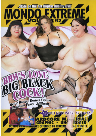 Large Photo of Mondo Extreme 92 Bbws Love Big Black