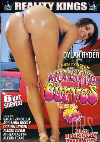 Large Photo of Monster Curves 6