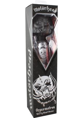 back - Motorhead Orgasmatron Wand Vibrator