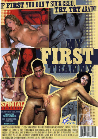back - My First Tranny