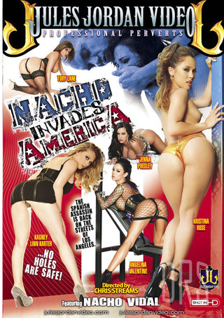 Large Photo of Nacho Invades America