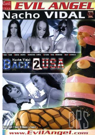 Large Photo of Nacho Vidal Back 2 USA