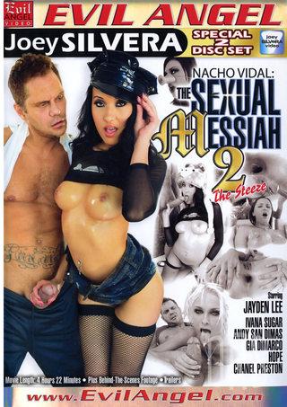 Large Photo of Nacho Vidal The Sexual Messiah 2