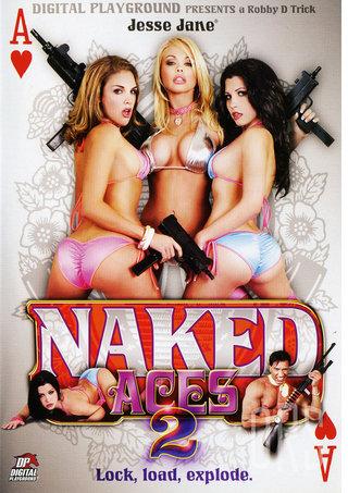 Large Photo of Naked Aces 2  - Jesse Jane