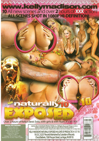 back - Naturally Exposed 10