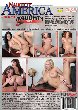 back - Naughty Office Vol 5