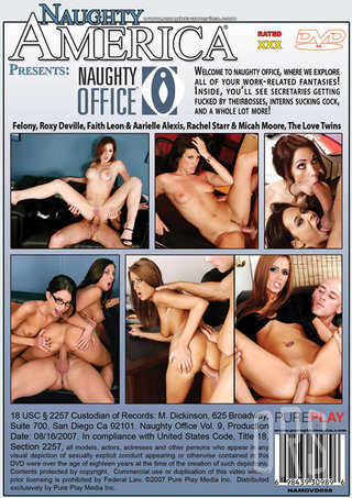 back - Naughty Office Vol 9