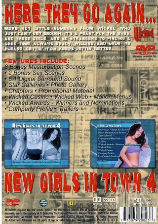 back - New Girls In Town 4