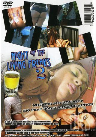 back - Night Of The Living Freaks 2