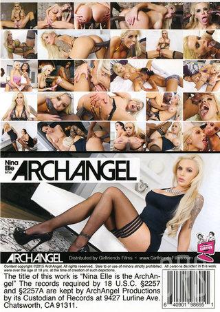 back - Nina Elle Is The Archangel