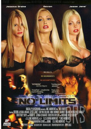 Large Photo of No Limits - Jesse Jane